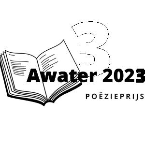 Logo van Awater Poëzieprijs