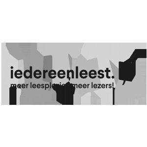 Logo van Iedereen Leest