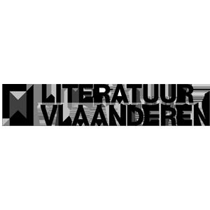 Logo van Literatuur Vlaanderen
