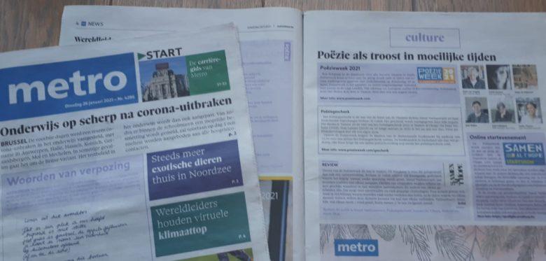 Metro-krant
