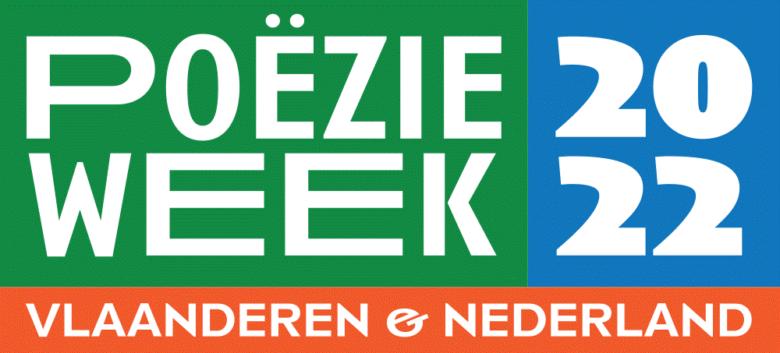 Logo Poëzieweek 2022