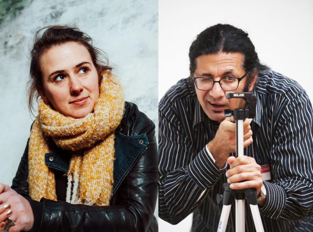 Foto van Maud Vanhauwaert & Rodaan Al Galidi